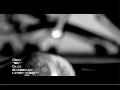 CICUTA - Odio [VIDEO OFICIAL]