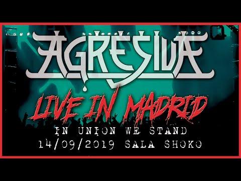 Agresiva - Live In Madrid
