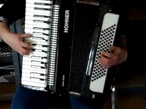 Hohner Bravo III 96 Video Klangprobe