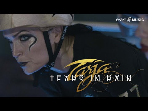 """Tarja """"Tears In Rain"""" Official Music Video - Album """"In The Raw"""" out August 30th"""