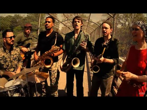 The Souljazz Orchestra - Shock And Awe (Official Video)