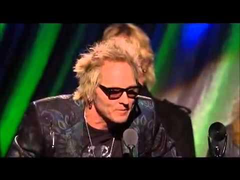 Guns n' Roses Hall of Fame 2012 - Proshot HD