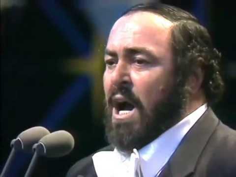 Luciano Pavarotti: 'Mamma'