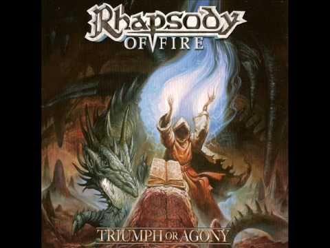 Triumph or Agony - Rhapsody of Fire