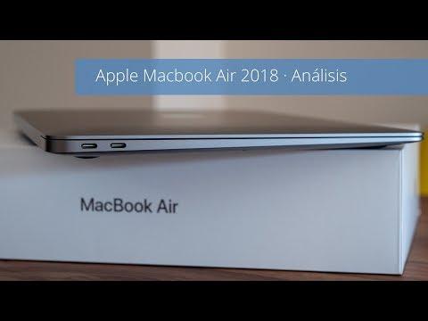Apple MacBook Air 2018 Análisis en Español 4K