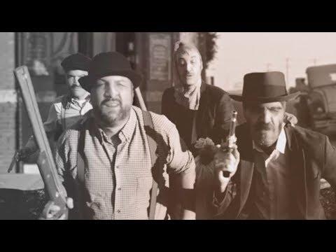 DR MAHA'S MIRACLE TONIC (El Remedio Milagroso del Dr. Maha) - Bank Robbers (Official Video)