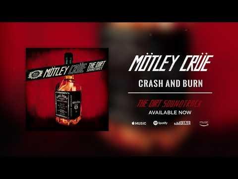 Mötley Crüe - Crash and Burn (Official Audio)