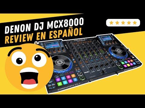 DENON DJ MCX8000 | Unboxing & Review (Español)