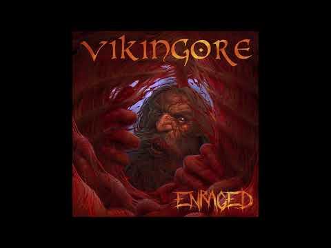 Vikingore - Enraged (Full Album)