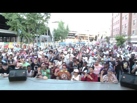 DJ Kool Herc - Bronx Living Legend Concert Highlights
