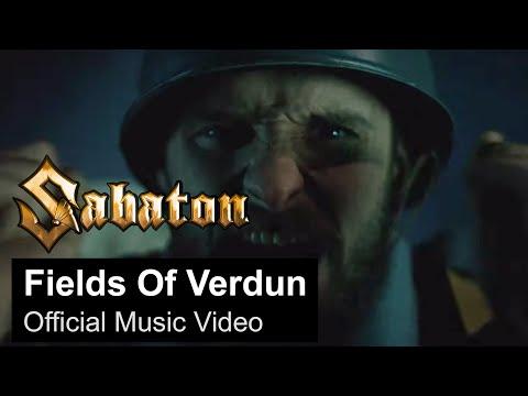 SABATON - Fields of Verdun (Official Music Video)