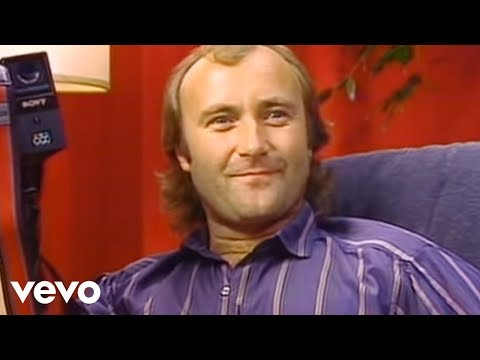 Genesis - Throwing It All Away (Official Video)