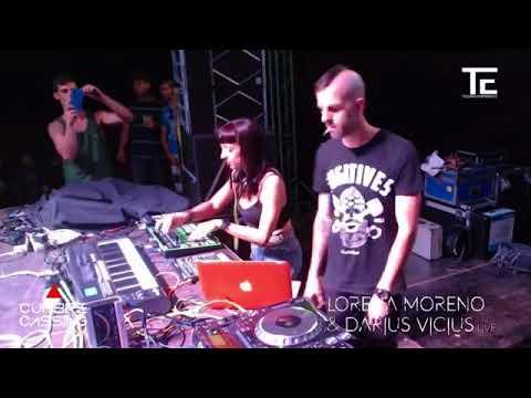 Lorena Moreno & Darius Vicious Live @ Cumbrecassing Festival; 14/07/2018