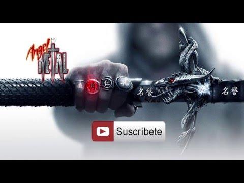 Angel de Metal - Alas de Acero (Videoclip Oficial)