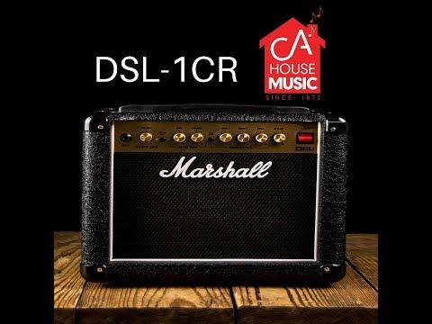 Marshall DSL-1CR 1 Watt Amp