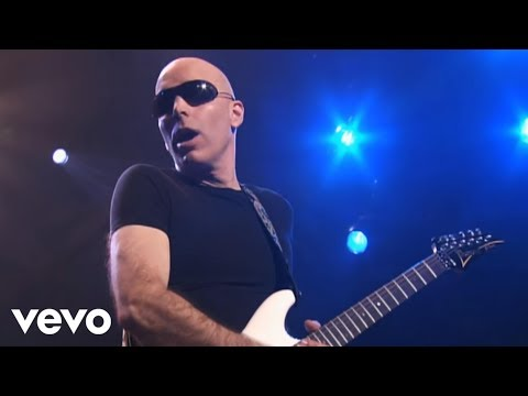 Joe Satriani - Flying In a Blue Dream (from Satriani LIVE!) [Official Video]