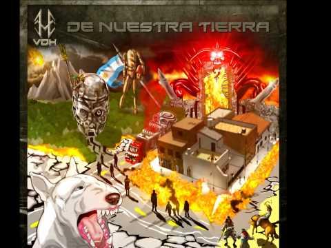 VDH - De Buena Otredad - DE NUESTRA TIERRA (DISCO OFICIAL 2015)