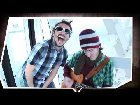 """Los Brodies """"Está en el aire"""" Videoclip"""