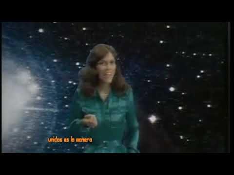 THE CARPENTERS Calling Occupants Of Interplanetary Craft Subtítulos Español HD HQ