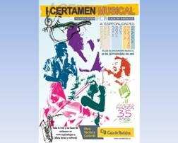 Certamen musical Fundación Caja Badajoz