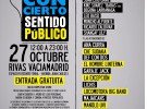 concierto sentido público