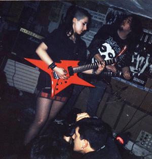 El punk en Almendralejo