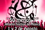 concurso alhama festival