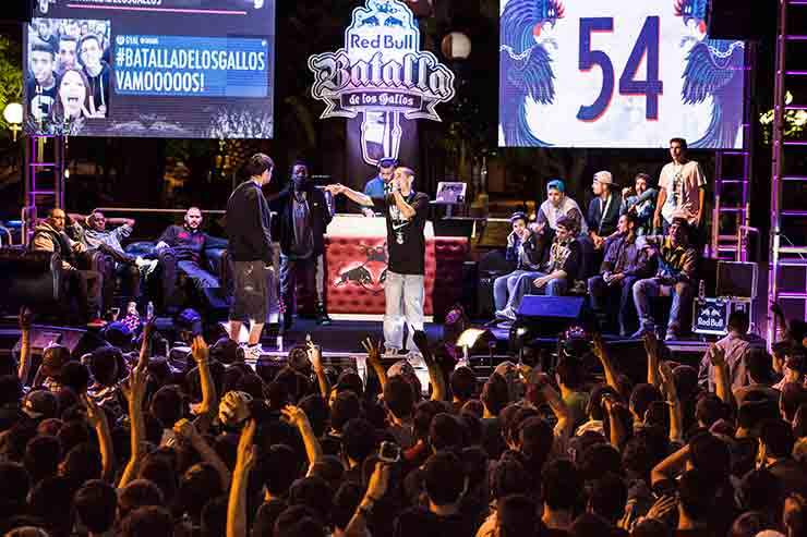 Red Bull Batalla Gallos