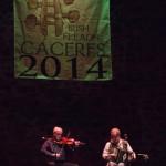 Jackie Daly y Matt Cranitch