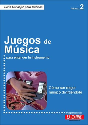 Juegos de musica portada