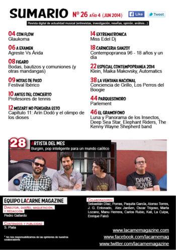 LaCarne Magazine N26