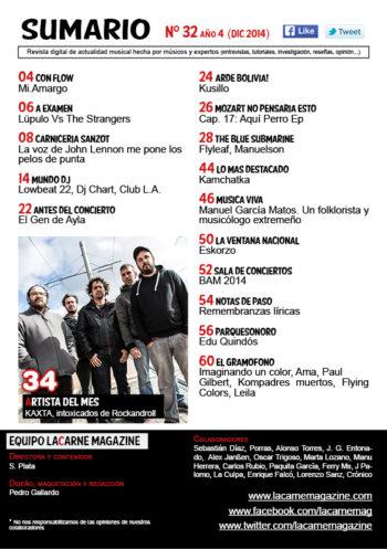 LaCarne Magazine N32