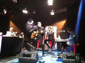 Radio 3 y CES Dorian