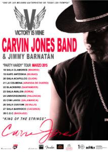 Carvin Jones