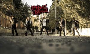 Five Black Bullets