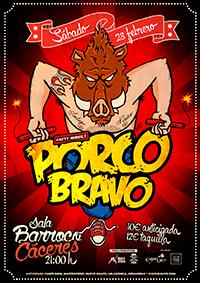 Concierto Porco Bravo