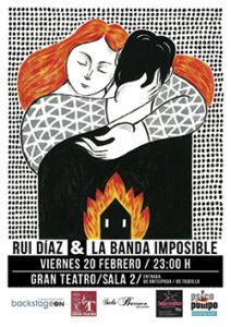 Rui Diaz y La Banda Imposible