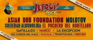 the juergas rock