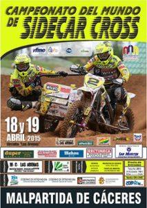 Dentro de los deportes de aventura en Extremadura tenemos que destacar la 3ª prueba del Mundial de Sidecarcross
