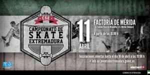 Campeonato Skate