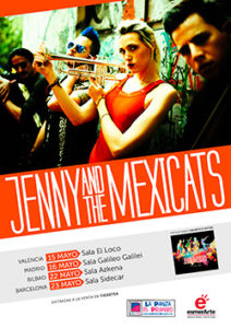 Jenny and the Mexicat
