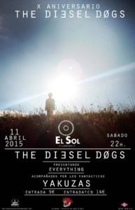 the diesel dogs