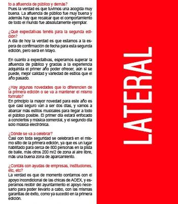 promoción lateral