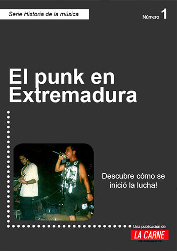 N1 El punk en Extremadura