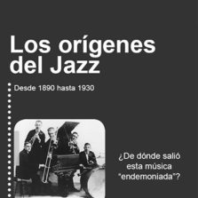 N2 Los origenes del jazz