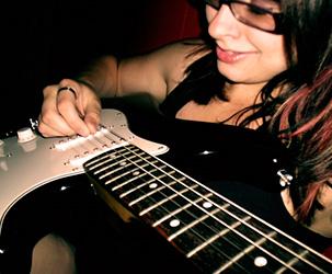 guitarrista completo