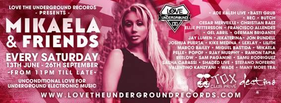 Love The Underground Records
