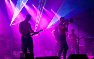 contratación de grupos musicales