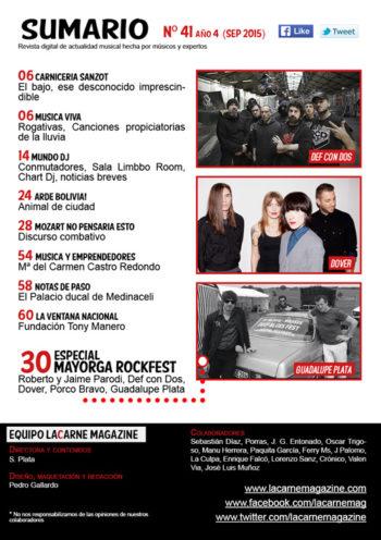 LaCarne Magazine N41