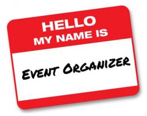 organizar un evento